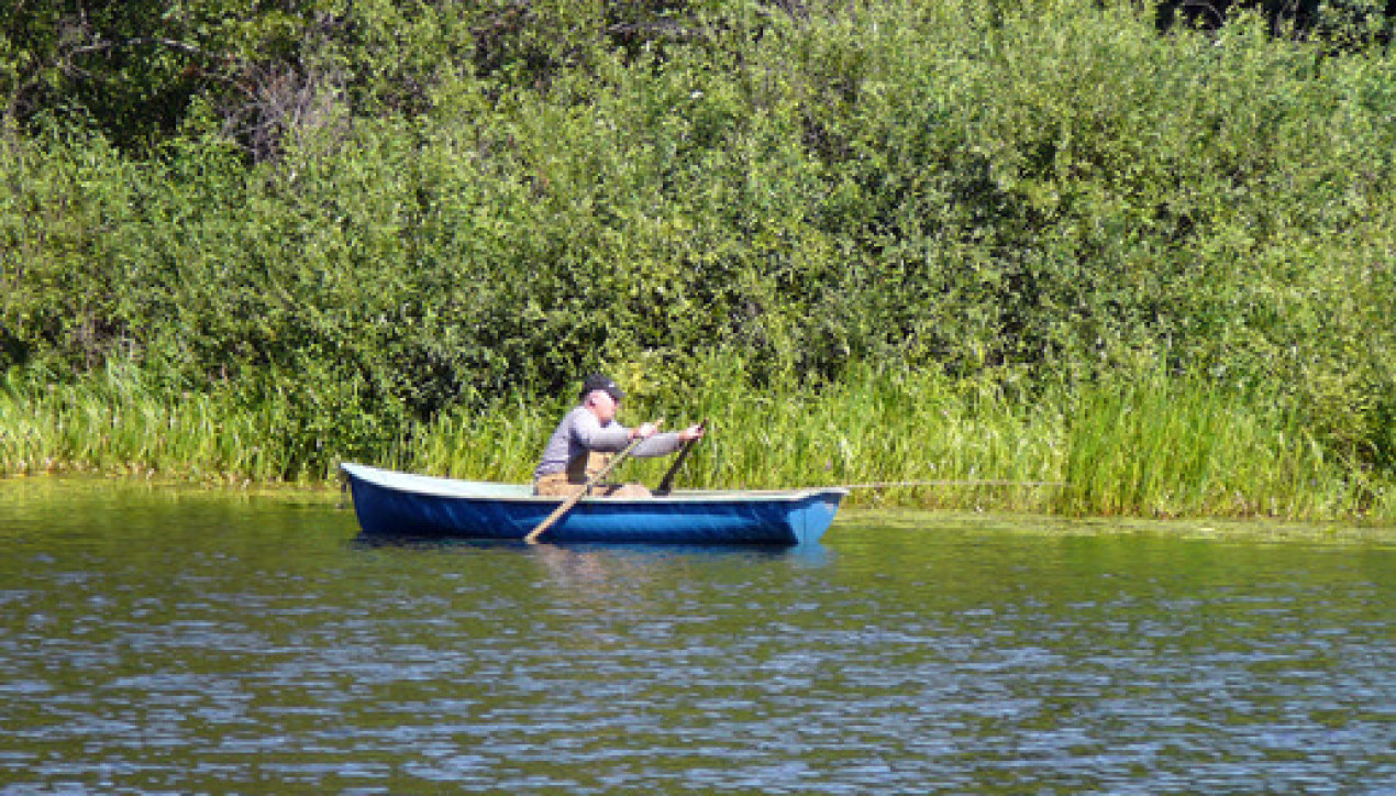 Fishing With Your Wife –Yea or Nay?