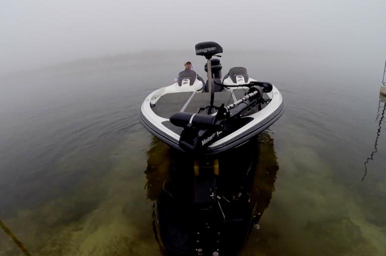 Pennaz Witnesses Bass Killing Two Bluegills