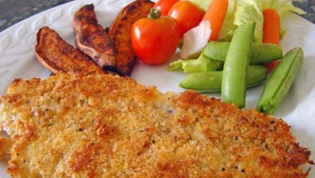 Crispy baked walleye lake commandos for Crispy baked whiting fish recipes