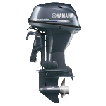 yamaha t25 high thrust outboard