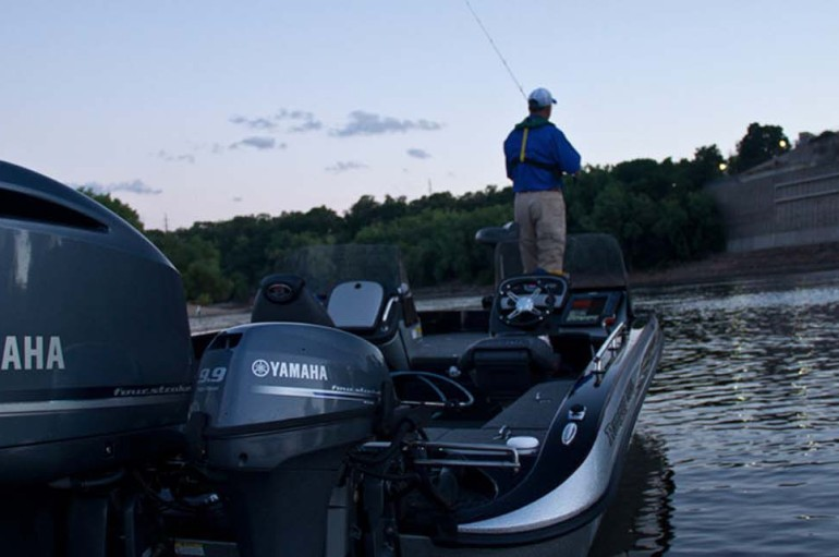 Yamaha Outboards F90 Overview