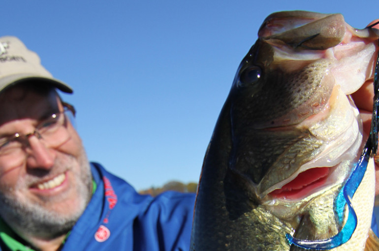 When Big Baits Are Best for Bass