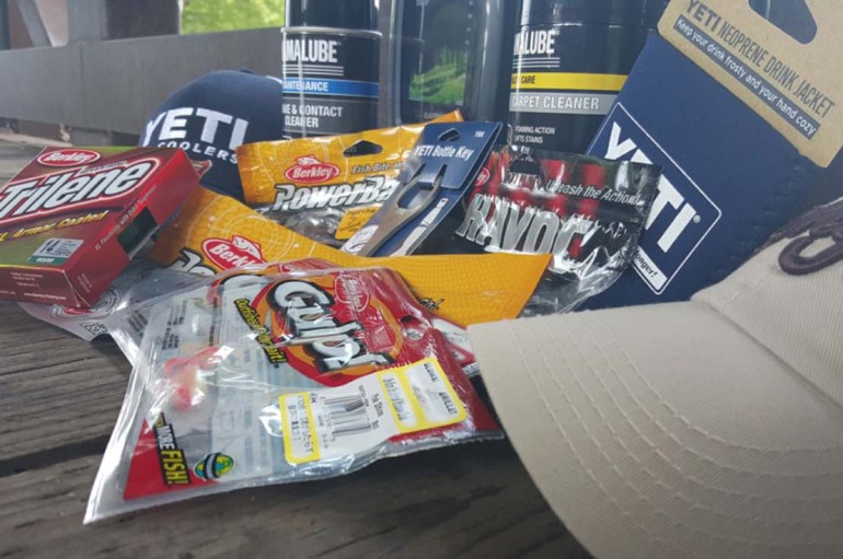 Lake Commandos Win What Works: Father's Day Giveaway