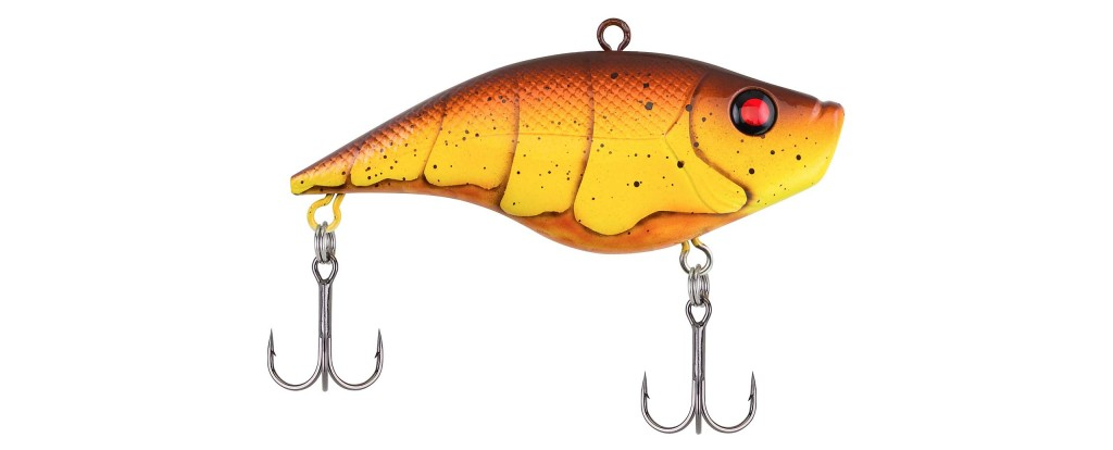 Size: 3 Inch; Color: Spring Craw