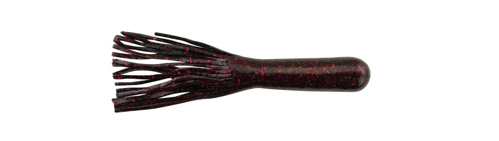 Power Tube - Black Red Fleck