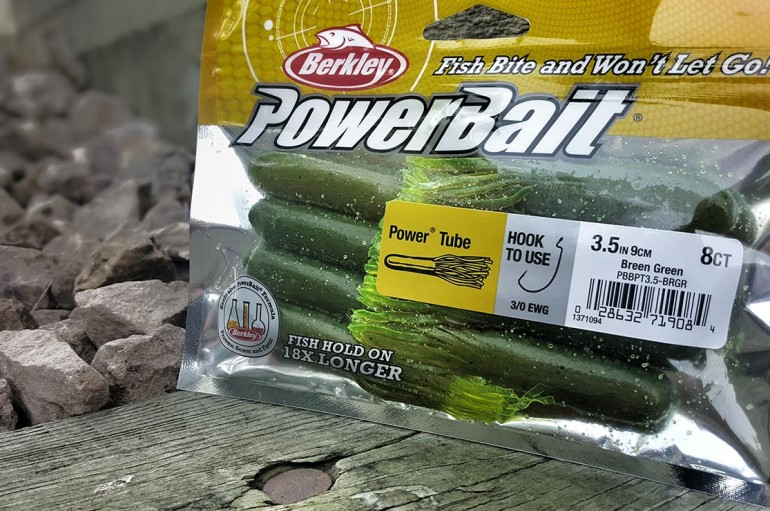 Berkley PowerBait Power Tube Overview