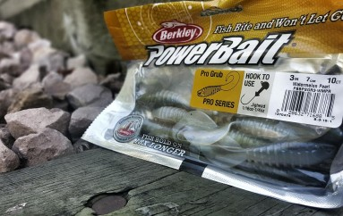 Berkley PowerBait Pro Grub Overview