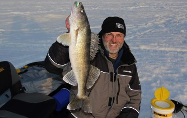 When to Use Fluoro Ice Fishing