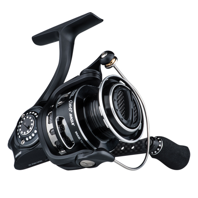 High speed spinning reels