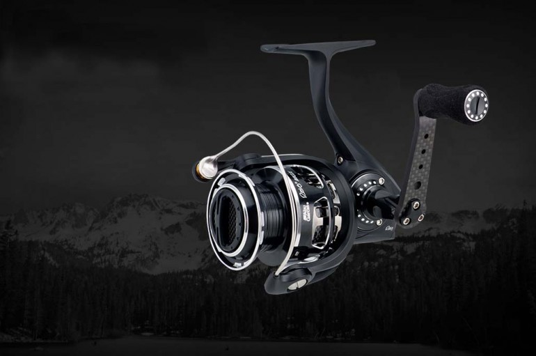 Abu Garcia Delivers All-Season Performance in Revo Spinning