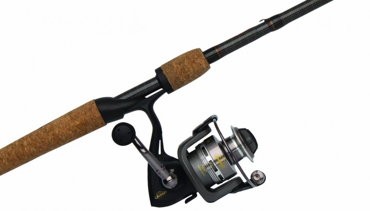 Berkley Lightning Rod Combos Offer Performance and Value